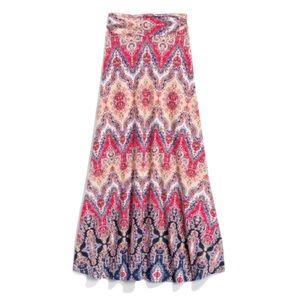 Renee C Skylyn Maxi Skirt